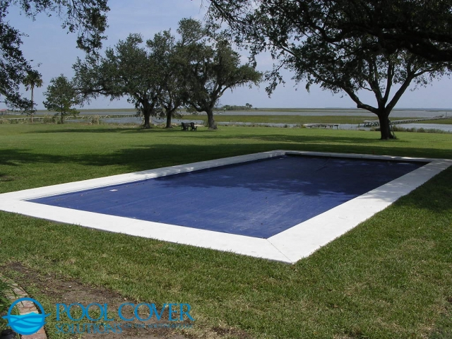 Charleston SC Safety Pool Cover No Fence