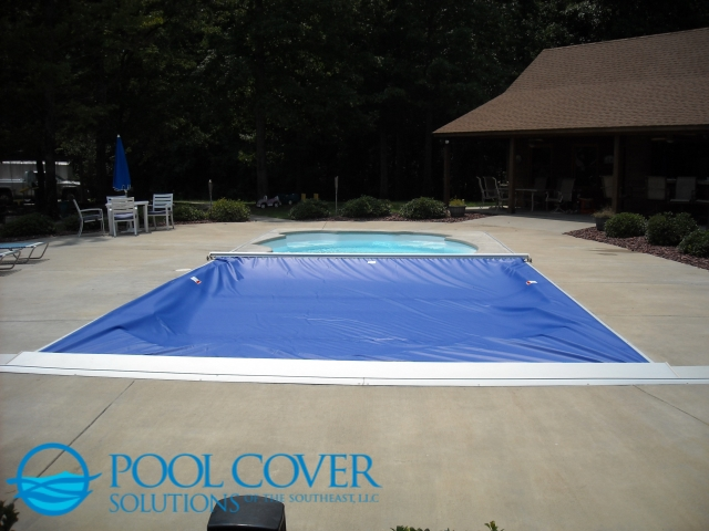 Georgetown SC Safety Pool Cover System