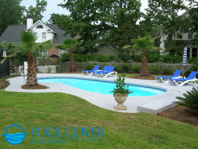 North Charleston SC Safety Pool Cover