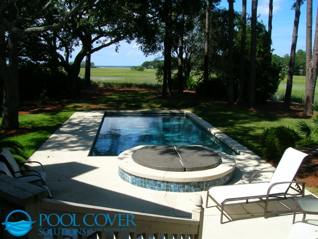 Seabrook Island SC Durable Spa Covers for Elaborate Designs