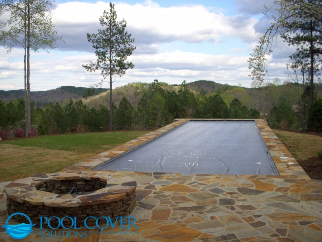 Pool Cover Solutions Stone
