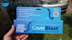 CoverBlast Hose Replacement Nozzle