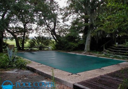 LoopLoc Winter Mesh Pool Covers SC NC and GA
